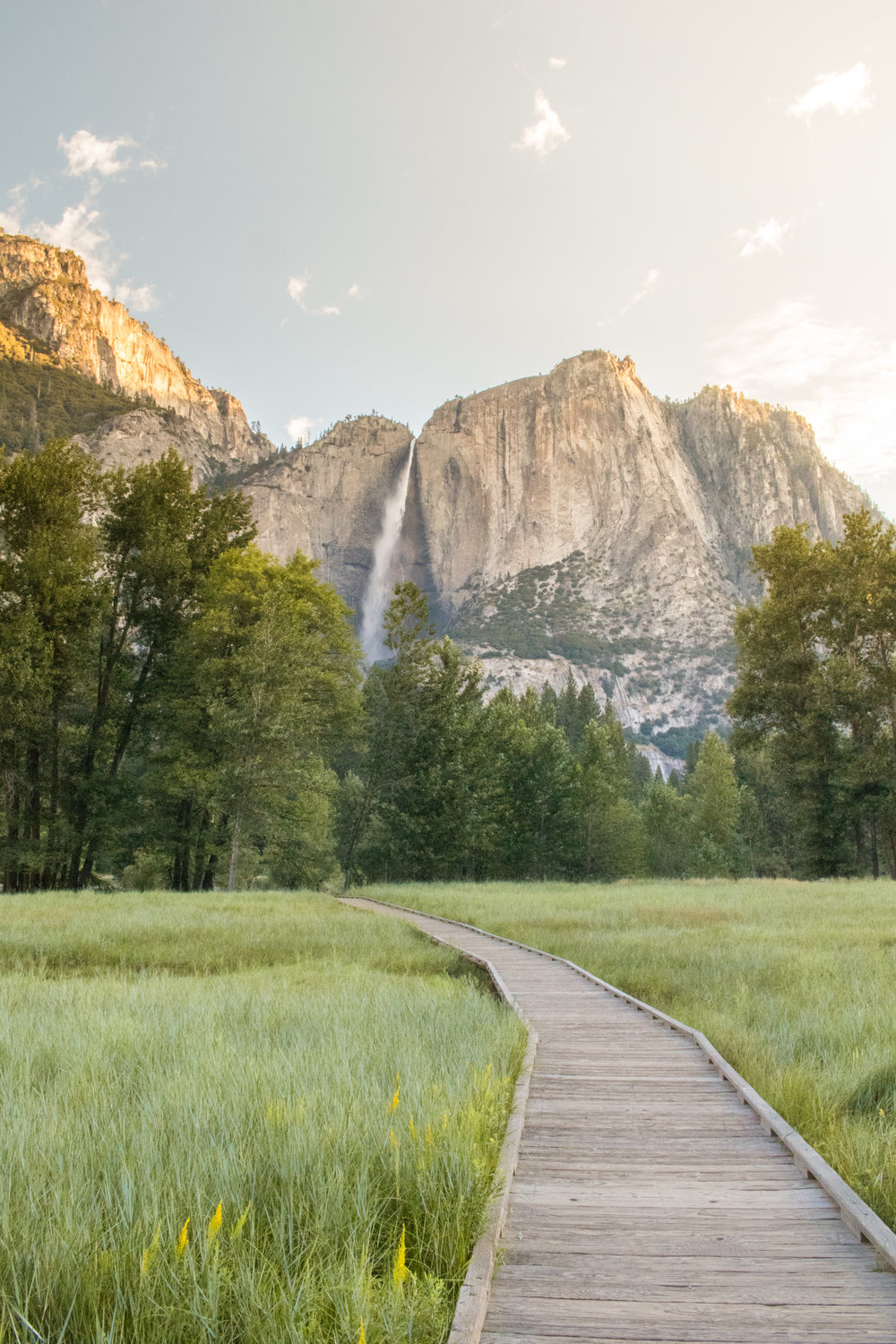 Infamous Yosemite Instagram Picture - Seriously, how am I not Instagram famous for this? ;)