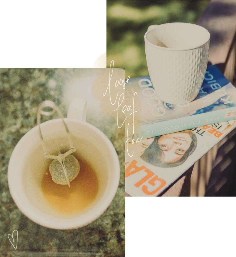 Loose Leaf Tea - Haley Ivers