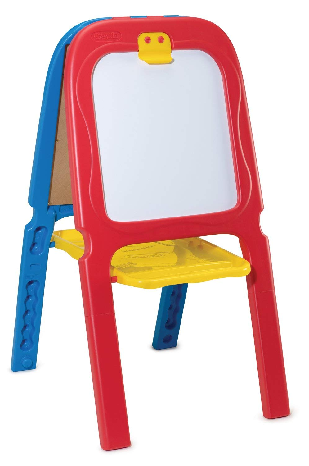 1) An Easel - Writing, drawing and playing on a vertical surface helps strengthen the shoulder and wrist muscles, and automatically positions the wrist in an extended position, which opens up the fingers. These are prerequisites for being able to maneuver writing tools appropriately.