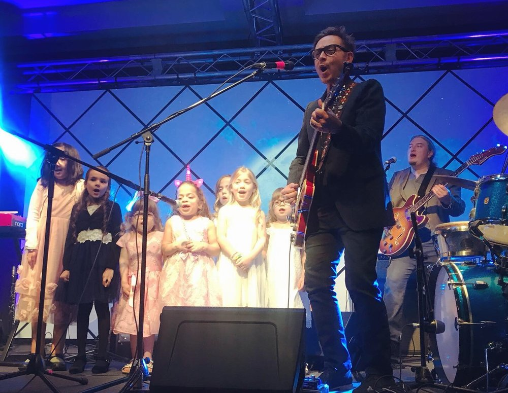 - April 08/19 ~ As always, it was an joy to perform at last night's The Isaac Foundation/ Gala For A Cure