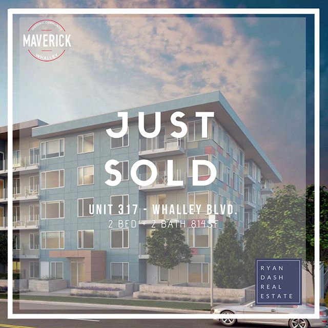Congratulations to my 2nd set of buyers who picked up this latest unit in the Maverick! That's a wrap! ✌🏻 . It's awesome getting to see good things happen to good hard working people.🙇‍♂️🙇‍♀️ . Having the right relationships 🤝 in place is critical in the pre-sale game, because when: . A 125 unit building sells out in one ☝🏻 day, . Request forms are 5:1, (that means over 525 people wanted units) . You'd better have a competitive advantage. Or maybe you'll get lucky 🤨? Not a chance. Want to get on the list for the next one? Get your info to me in a DM 🔜 . #bringithome #surrey #presalesurrey #entrepreneur #realtorfun #realestate #presale #relationships #matter #condo #apartments #apartmentliving #twobedroomapartment #investmentknowledge #investmentpropertyspecialist #investmenthelp #realty #oakwynrealty
