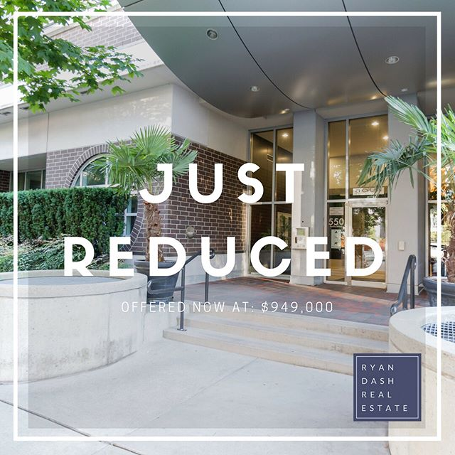 Just Reduced $20,000!! . Was $969k - Now: $949k . I will be hosting a Champagne 🍾 & Rose 🌹 Open House 🏡 at 1003 550 Pacific St. From 1-4pm this Saturday!! Looking forward to seeing you then! . #openhouse #geterdone #oakwynrealty #realestatevancouver #forsalevancouver #oakwynrealtydowntown #downtownvancouver #entrepreneurspirit #buildyourempire #vancity #peoplefirst #listenfirst #professional #vancouver #keepgoing #getstarted #investmentrealtor #marketingcoach #apartmentdowntown #businessstrategy #openhousevancouver #oakwyn #onlylove #realtorlife #changeyourlife #bringithome