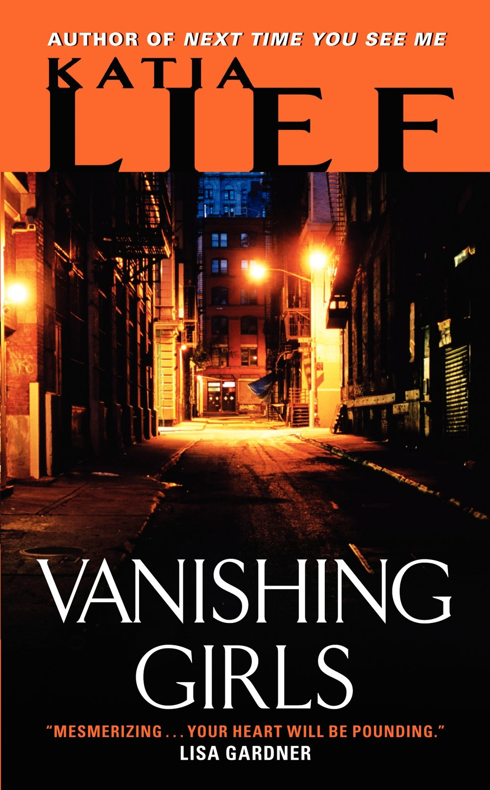 Book 3 - Girls are vanishing off the streets of New York City, and young women are being murdered. When the violence descends on Karin Schaeffer and Mac MacLeary's comfortable Brooklyn neighborhood, and their best friend becomes the lead investigator, they are drawn into the bewildering series of crimes...Learn More