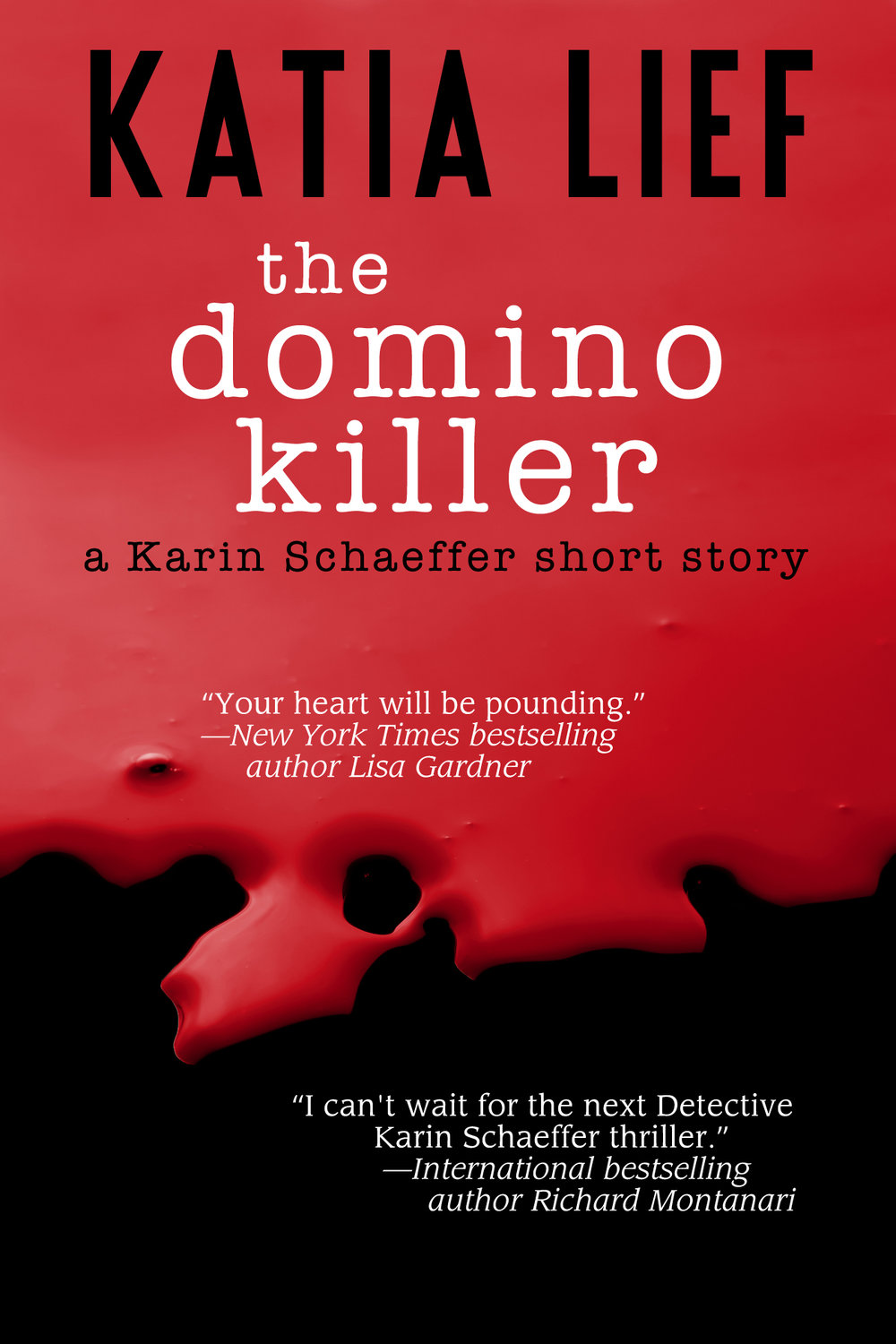 A Karin Schaeffer short story - In this short prequel to You Are Next, the novel that begins the Karin Schaeffer crime investigation series, Karin returns home to discover her family murdered by the notorious Domino Killer, who she has been hunting as part of a police task force.Learn More