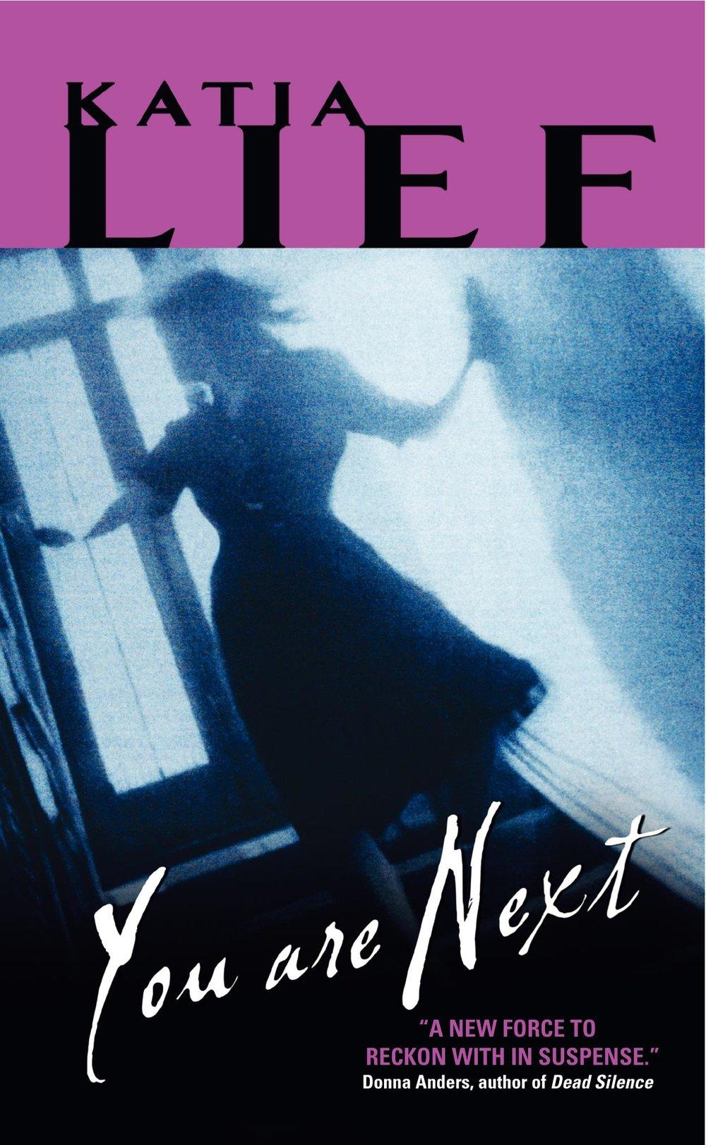 Book 1 in the Karin Schaeffer series