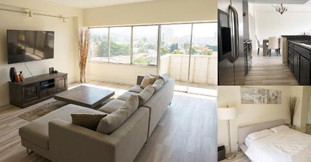 In one of my favorite buildings in Hollywood 😍 Also home to many celebrities.  Offered at: $639,000   Newly Renovated! 2 BR   2 BA   1,146 Sq Ft