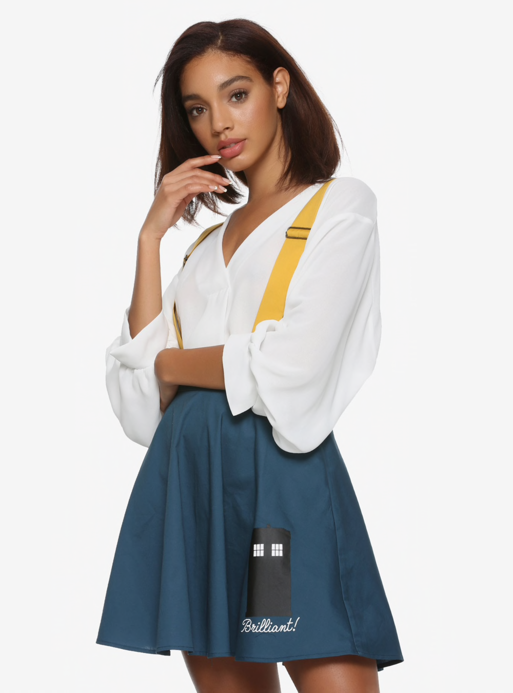 28591a37713 The Her Universe x Doctor Who Collection At Hot Topic — Fashion and ...
