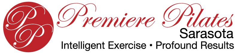 Premiere Pilates Sarasota Logo Project