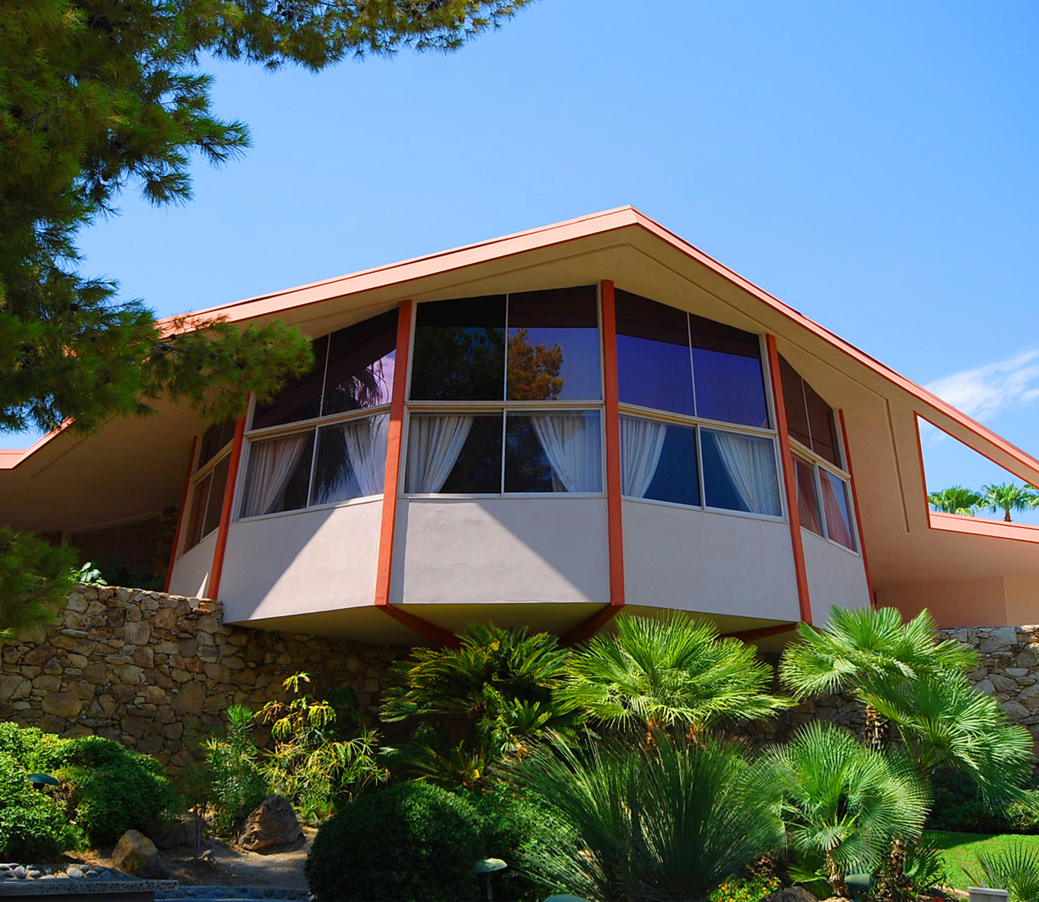 Palm Springs Mid-Century Modern Architecture Tours