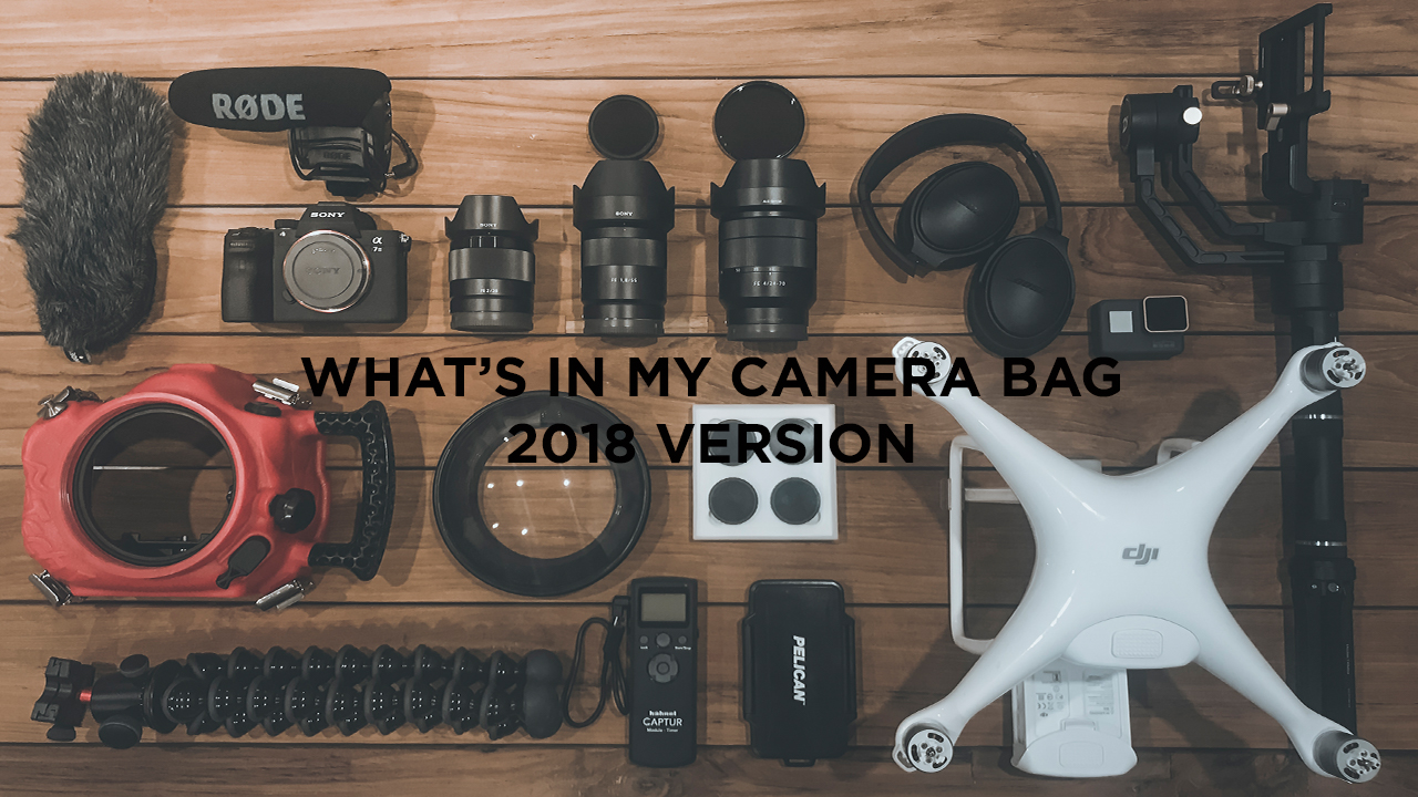 81168c8a42ac WHAT'S IN MY CAMERA BAG 2018 VERSION — matt tucker