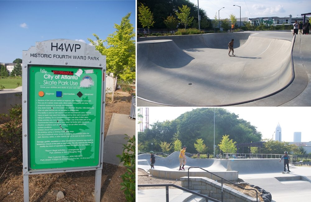Old Fourth Ward Skate Park