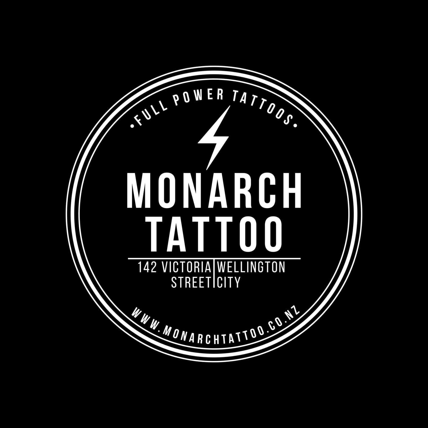 Monarch Tattoo