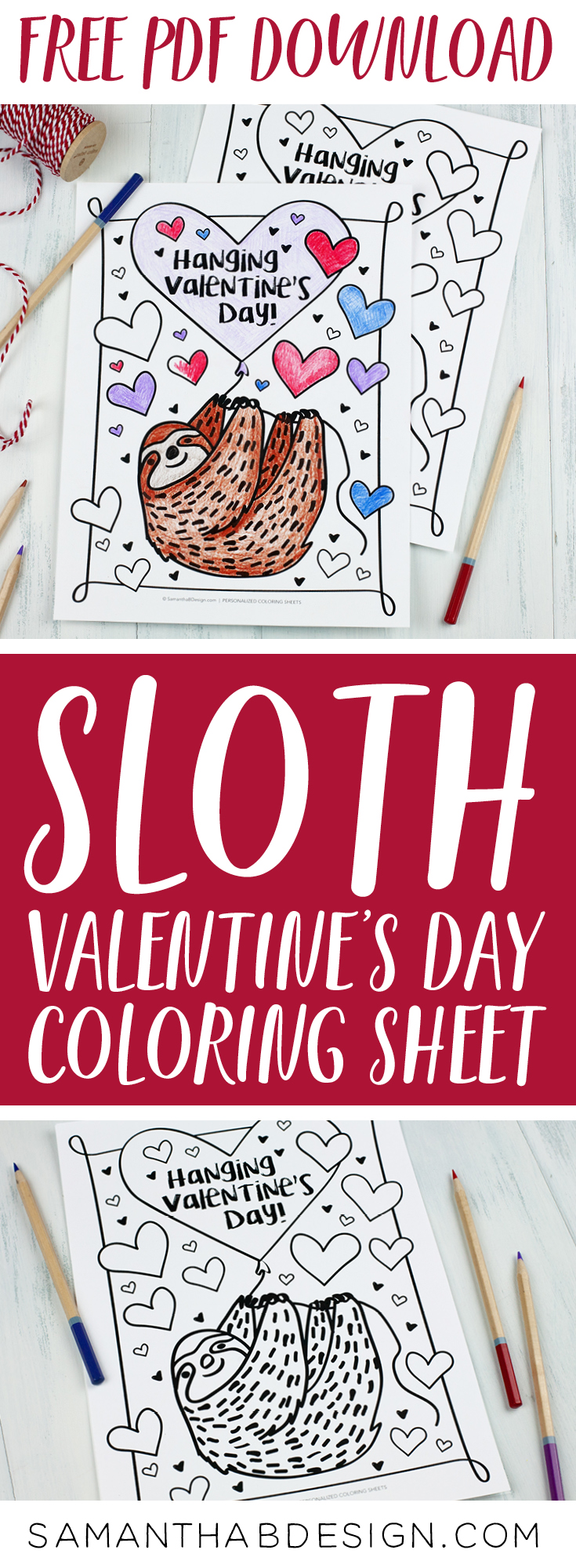 Sloth Valentine Coloring Sheet.jpg