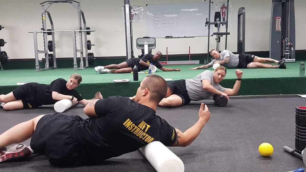 Tactical Strength & Conditioning -