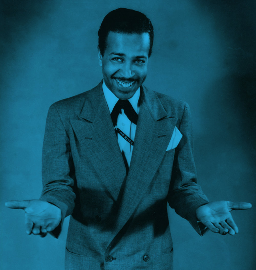 Wynonie Harris, King Records recording artist