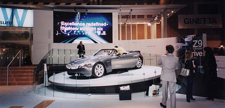 MINI @ INTERNATIONAL AUTOMOBILE SHOW BIRMINGHAM
