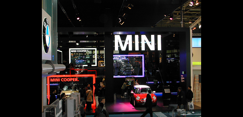 MINI @ INTERNATIONAL AUTOMOBILE SHOW PARIS