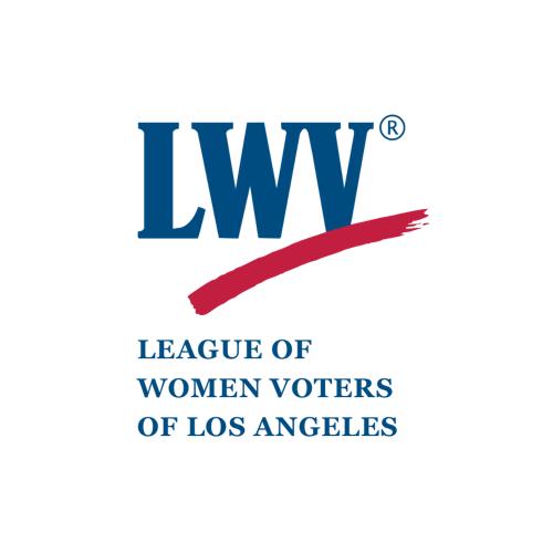 League of Women Voters of LA Logo