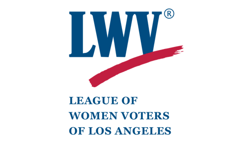 League of Women Voters of LA logo