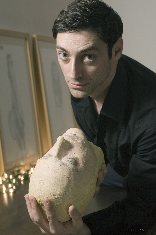 Evripidis Laskaridis / actpr-director / BHMagazino No 330
