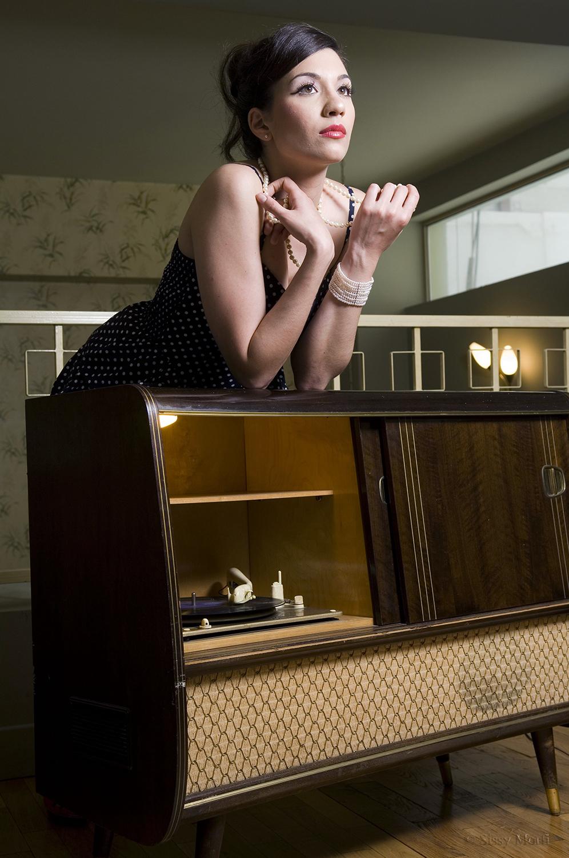 Penny Baltatzi / singer