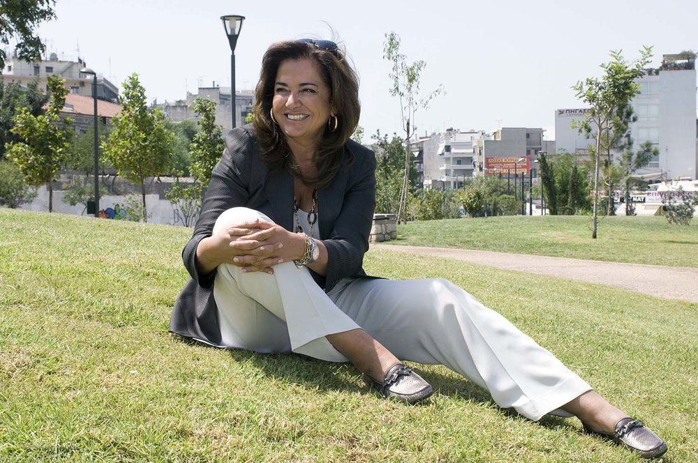 Dora Bakoyanni / politician / BHMagazino No 359