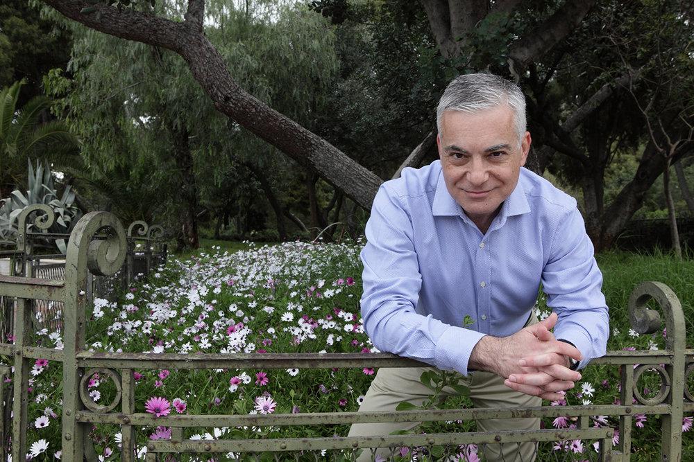 Nikos Vatopoulos / journalist / Metropolis No 1022