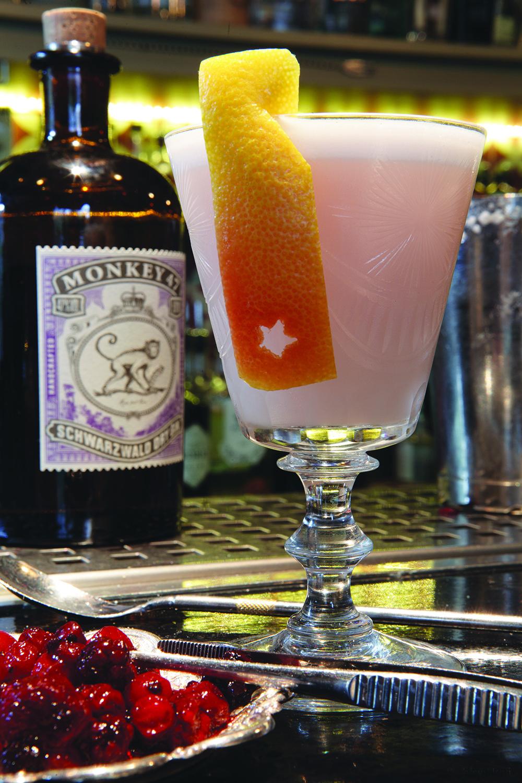 Αλάτι & Πιπέρι No 18 / Gin Joint, bar