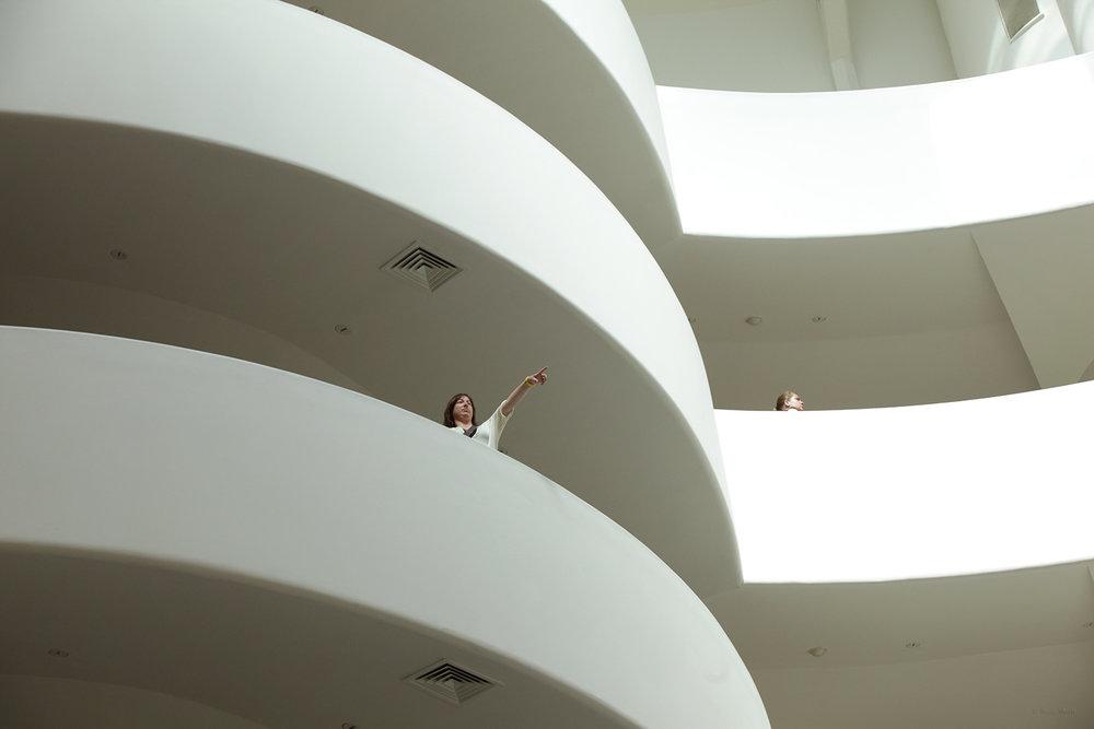 U.S.A. / New York / Solomon R. Guggenheim Museum