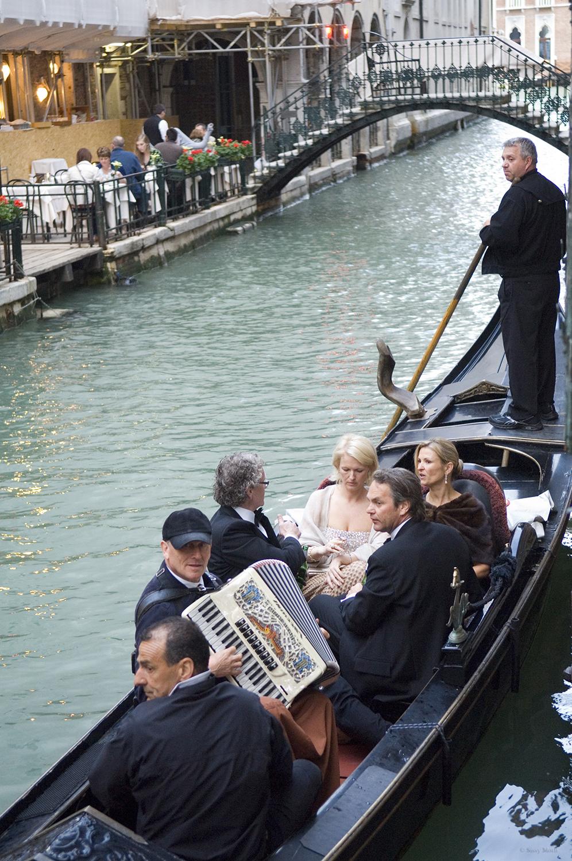 Italy / Venice / The gondola