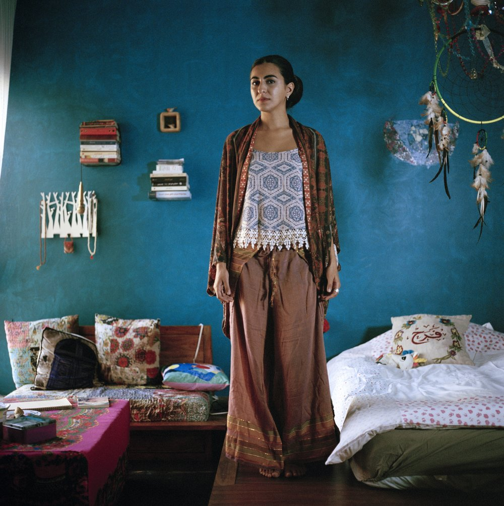 Maha Alasaker. Farah Khajah, 2016. Shot in AlAsimah, Kuwait