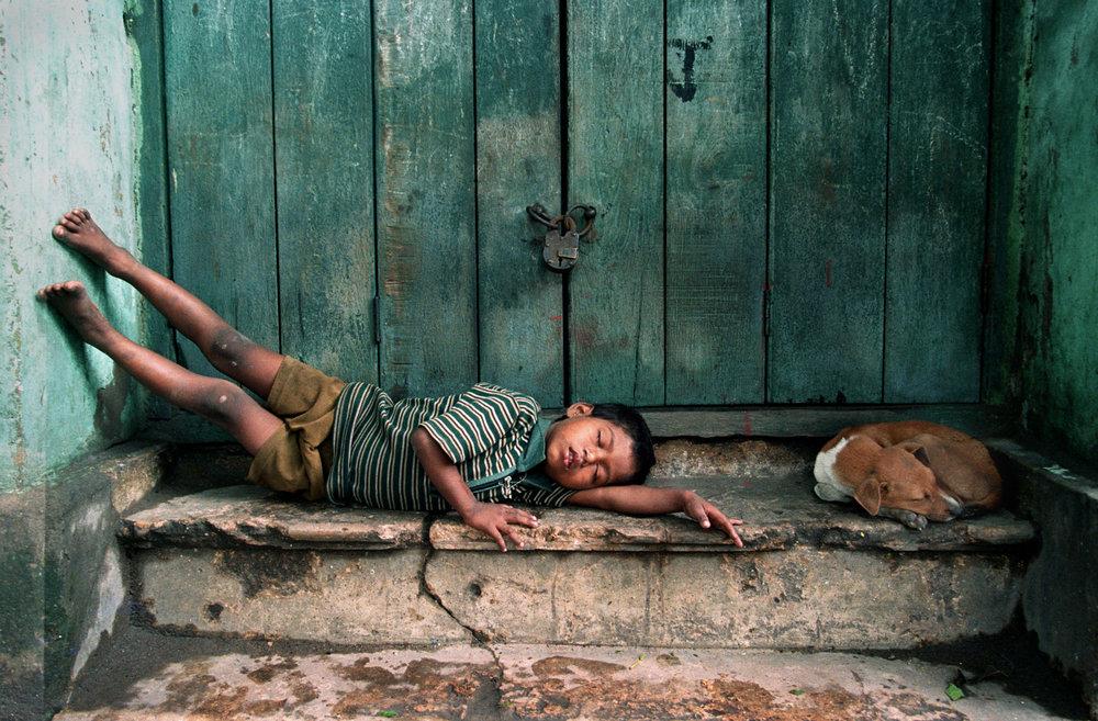 Sudipto Das. Siesta. Winner of Street Photography award, 2009. Courtesy: TCA Abu Dhabi
