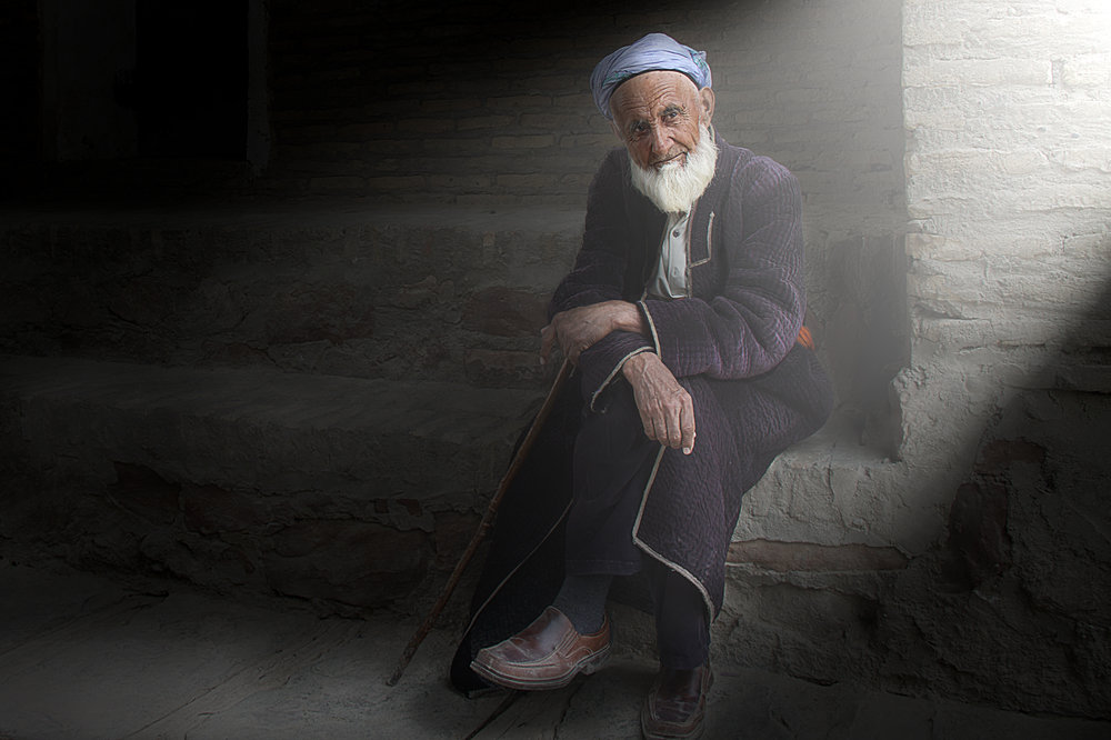 Cristina Garzone. Prince of Light. Winner of the first prize of People and Portraits, 2010. Courtesy: TCA Abu Dhabi