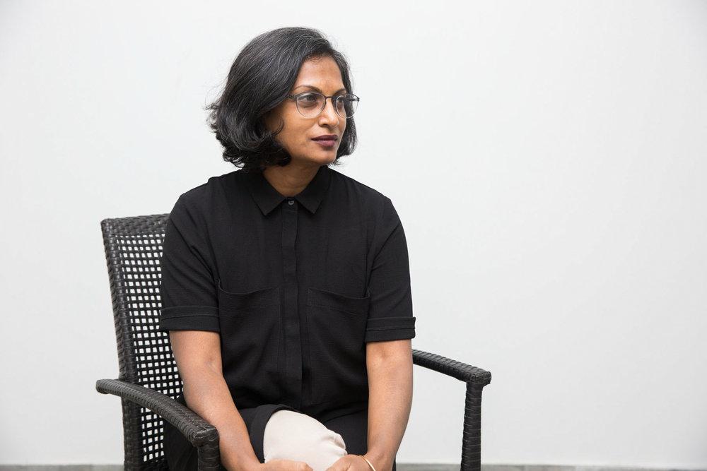 Marina Tabassum. Founder of Marina Tabassum Architects and architect behind the Bait Ur Rouf Mosque. Courtesy: Marina Tabassum Architects.