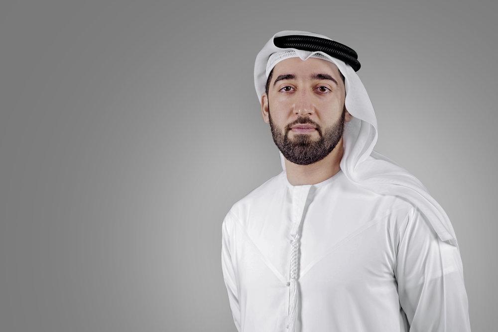 Abdulaziz Al Jaziri, Dubai Future Foundation's Deputy CEO. Image courtesy DFF.