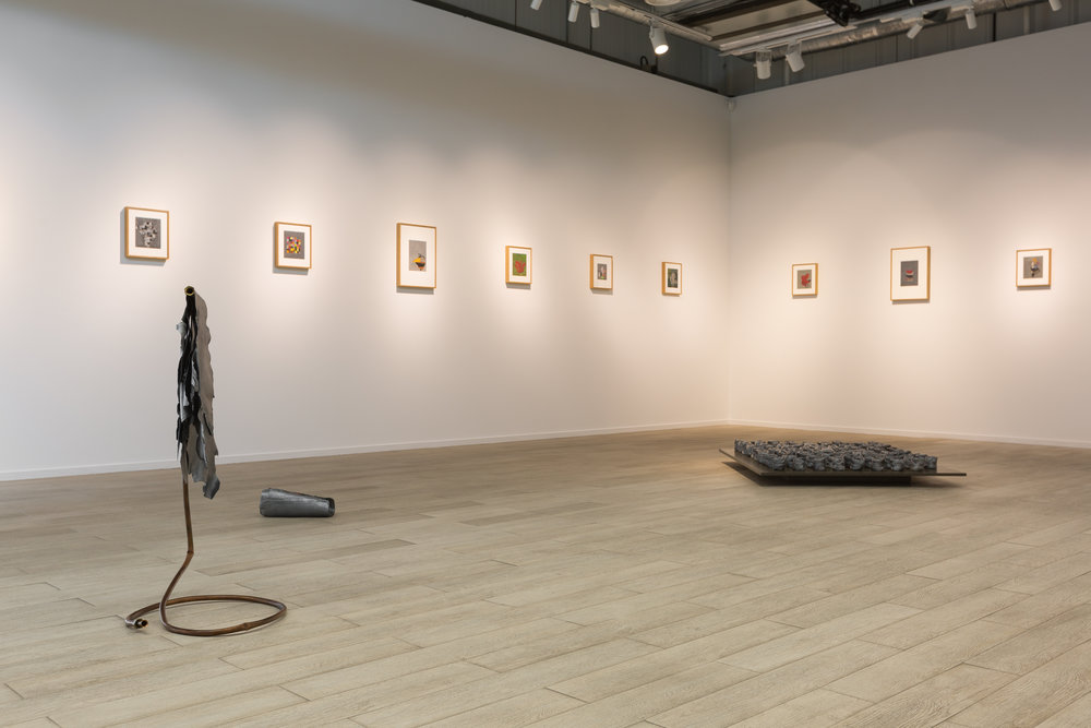 Huda Lutfi, Still. Installation view. Image courtesy of The Third Line.