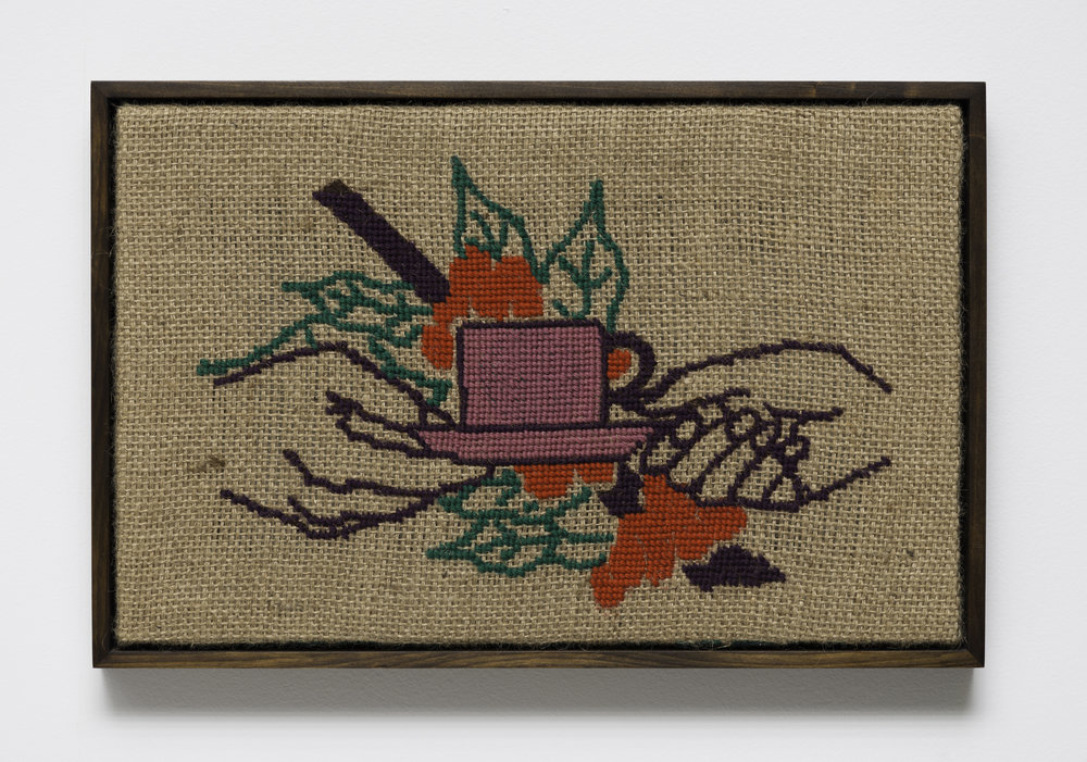 Alexandre da Cunha. Fair Trade XIV. Courtesy Galeria Luisa Strina