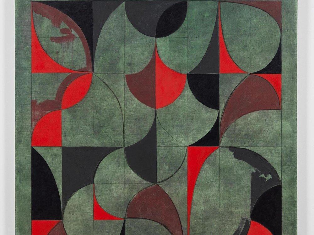 Kamrooz Aram's Arabesco, 2019. Courtesy of the artist and Green Art Gallery.