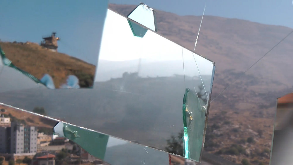 Still from Randa Maddah's  In View  . Courtesy of the artist and the Atassi Foundation.