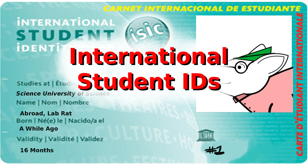 international student identity Isic: your ultimate student lifestyle card the international student identity card (isic) is your solution to discounts and services in new zealand and around the world.