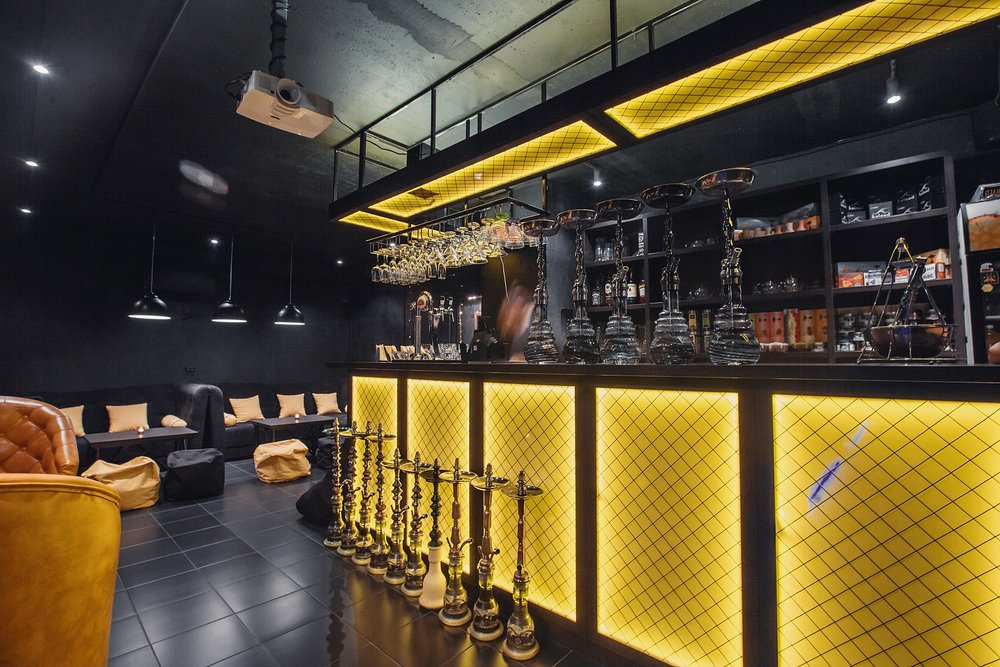 LOUNGE BAR IN STYLE LOFT  Kyiv, Ukraine 2014