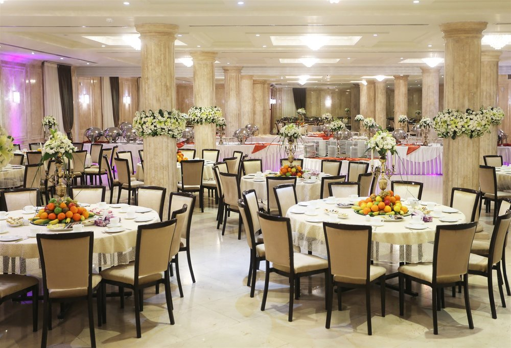 RESTAURANT FOR CEREMONY EVENTS  Kerman, Iran 2012-2013