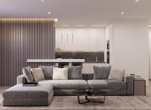 "Apartmentin stylemodern - Interior design apartment in a modern style. ""Likograd"", Kiev"