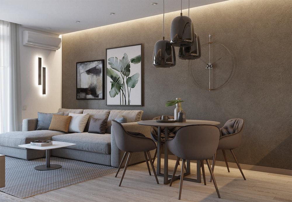 Apartment, 47m