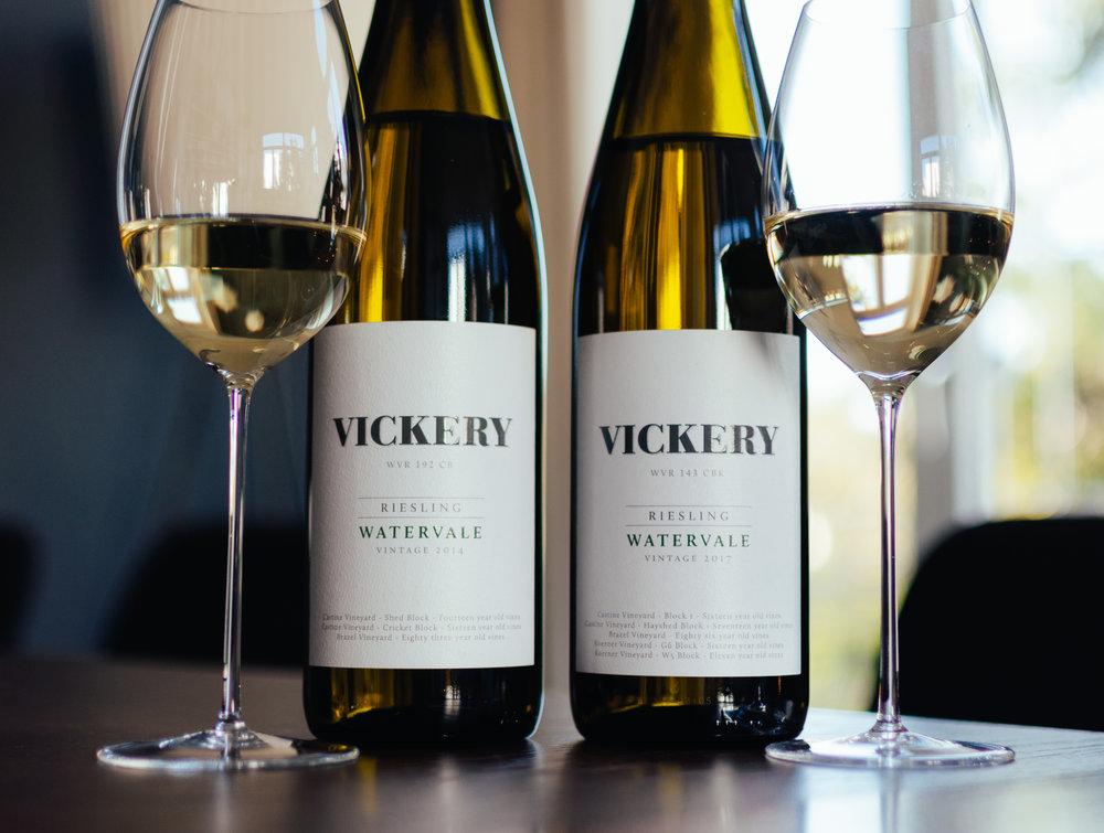 Vickery Watervale Riesling