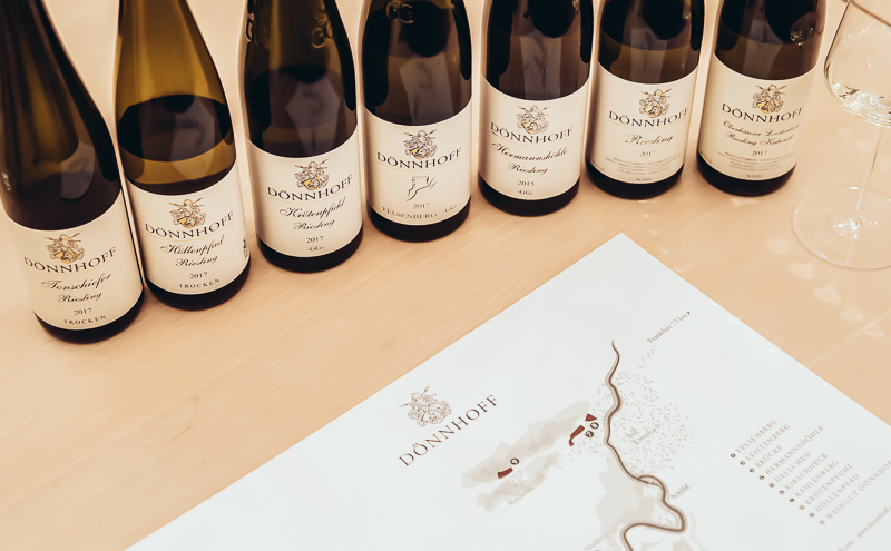 Our tasting notes on the 2017 collection! -