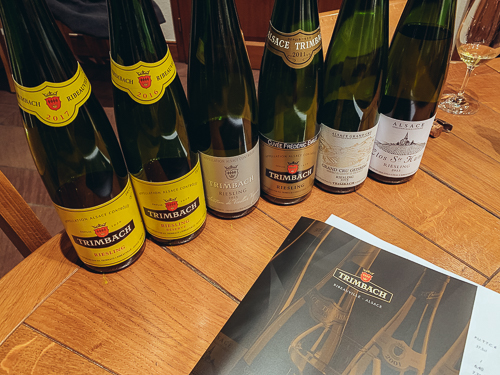 Read our blog story: On the traces of Riesling tradition: Domaine Trimbach in Alsace -