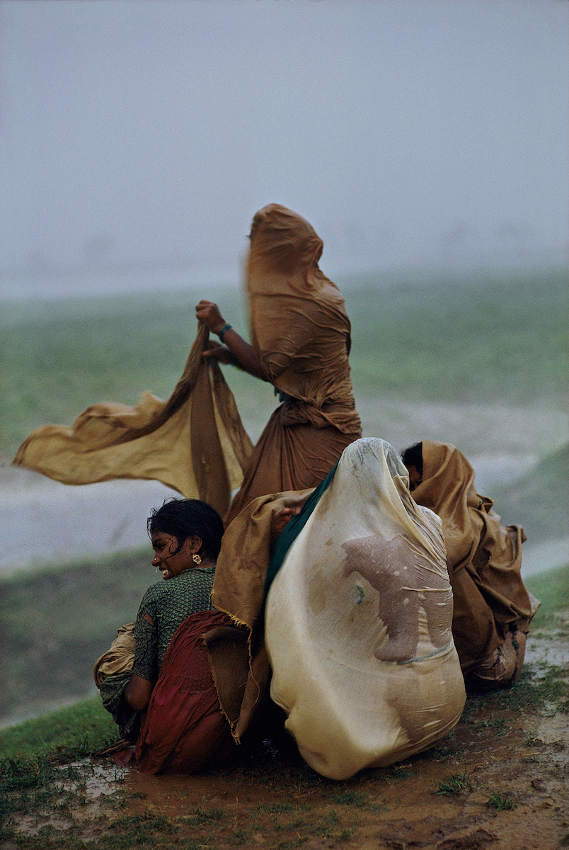 Monsoon Rains, Monghyr, Bihar