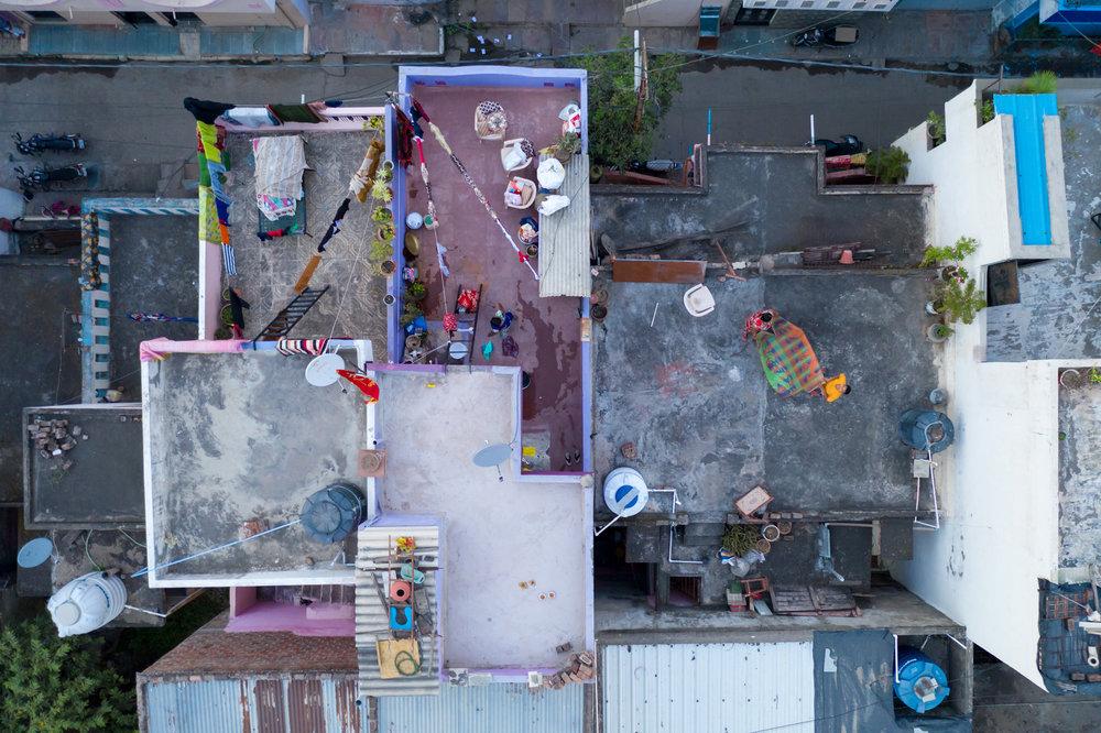 Aranya Low Cost Housing, Indore, 1989 © Iwan Baan 2018