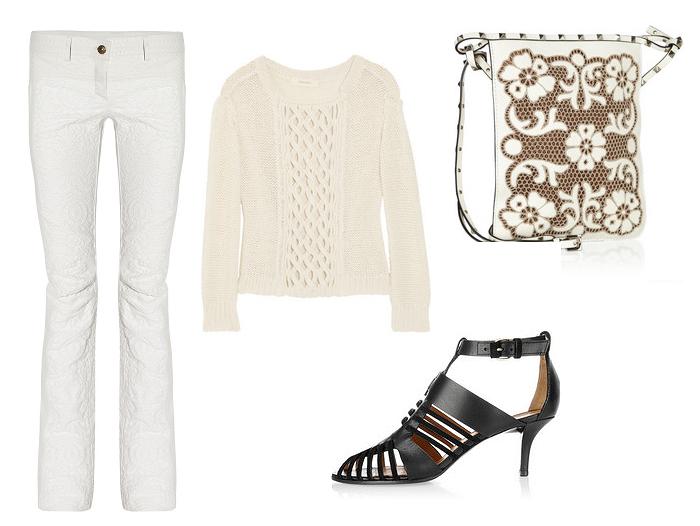 Balmain-python-pants-Inhabit-sweater-Givenchy-sandals-valentino-leather-shoulder-bag2.png